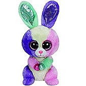 TY Beanie Boo Plush - Bloom the Bunny 15cm (Easter Special)