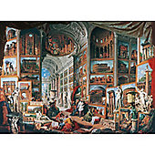 Pannini Picture Gallery with Views of Ancient Rome - 6000 Pieces Puzzle