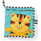 Baby Tiger's Jungle Adventure Activity Book by Manhattan 6m+