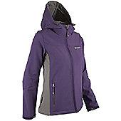 Exodus Women's Softshell Jacket - Purple