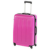 Galloway Large Suitcase Pink