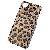 Tortoise™ Hard Protective Case, iPhone 4/4S, Leopard Print