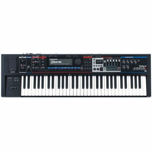 Roland Juno DI Mobile Synthesizer with Song Player
