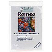 Aqua Film Water Soluble Fabric - 1mt x 45cm Pack