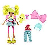 Lalaloopsy Girls Pix E. Flutters Deluxe Doll