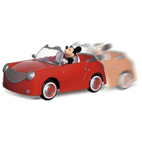 Mickey Mouse Clubhouse Pre-School Remote Control Car