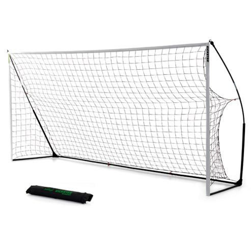 QuickPlay Kickster Academy Ultra-Portable Football Goal,16ft x 7ft