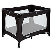 Tippitoes Travel Cot (Black)