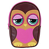 Tesco Owl Shaped Pencil Case