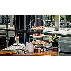 Deluxe Afternoon Tea for Two - UK Wide