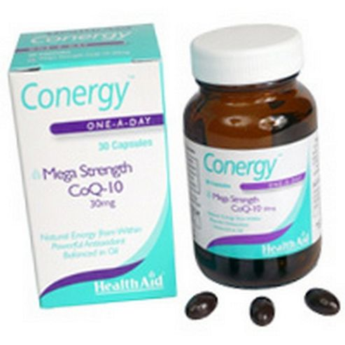 Conergy CoQ-10 30mg