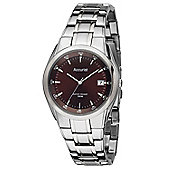 Accurist Gents Bracelet Watch MB843BR