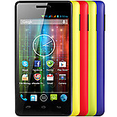Prestigio MultiPhone PAP5450 DUO - Dual Sim Android 4.2 with 4.5 TFT, Dual Core 1.2GHz with 4GB of expandable memory