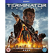 Terminator: Genisys 2D Blu-ray