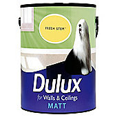 Dulux Matt Fresh Stem 2.5L