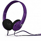 Uprock On-Ear Headphones with Mic Athletic Purple/Grey