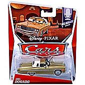 Disney Pixar Cars Diecast Mel Dorado