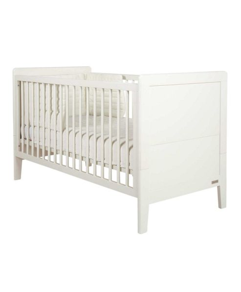 Mamas & Papas - Coastline Cot/Toddler Bed - White