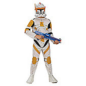 Clone Trooper Commander Cody - Child Costume 11-12 years