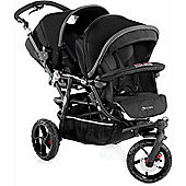 Jane Powertwin Pro Pushchair (Black)