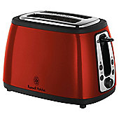 Russell Hobbs Heritage 19150 2 Slice Toaster - Metallic Red