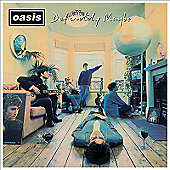 Definiitely Maybe (Remastered) Cd