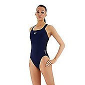 Speedo Women's Endurance+ Medalist Swimsuit - Navy