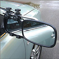 Caravan Mirrors Pair (Convex Glass for Wider Field of Vision)