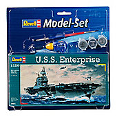 Revell U.S.S Enterprise 1:1200 Scale Model Set