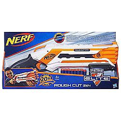 Nerf Gun N-Strike Elite Rough Cut Blaster