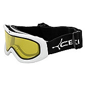 Cebe Eco Mixed Ski Goggles White/Yellow