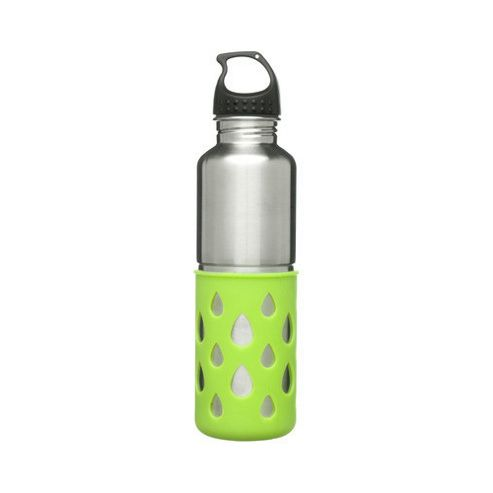 Sagaform Water Bottle in Green