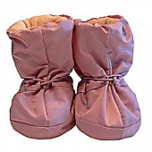 7 A.M. Booties - Small Rose