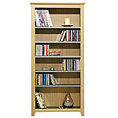 CD / DVD / Blu-ray / Media Storage Shelves - Beech