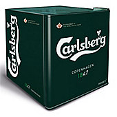 Husky Carlsberg 48 litre Freestanding Mini Fridge/ drinks chiller