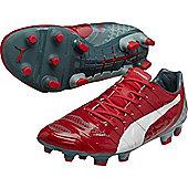 Puma Evopower 1.2 Fg Football Boots - Red