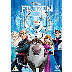 Disney: Frozen (DVD)