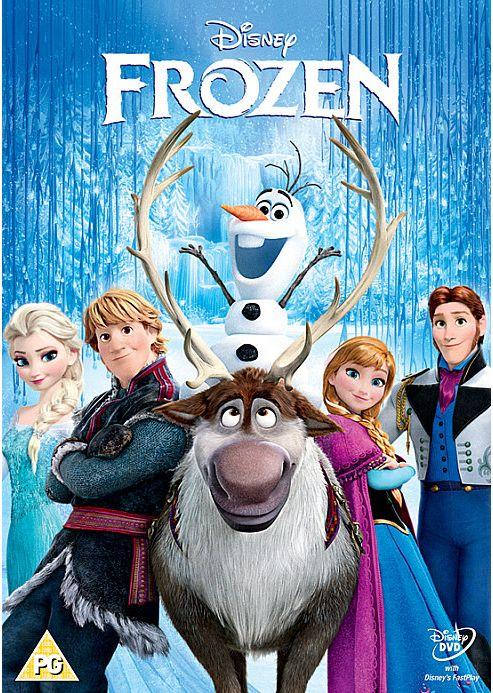 Disney: Frozen (DVD)