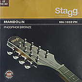 Stagg MA-1032-PH Bronze Light Mandolin String Set