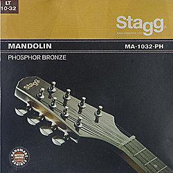 Stagg MA-1032-PH Bronze Light Mandolin String Set