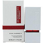 Burberry Sport Eau de Toilette (EDT) 50ml Spray For Women