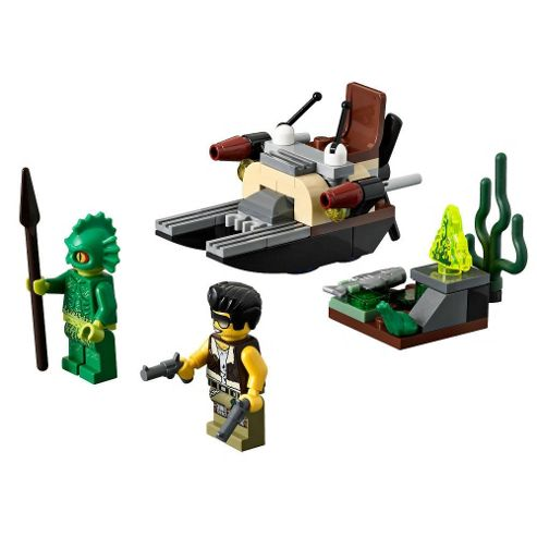 LEGO Monster Fighters The Swamp Creature 9461