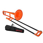 pBone Plastic Trombone - Orange