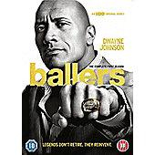 Ballers - Season 1 DVD