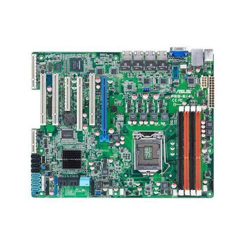 Asus P8B-E/4L Motherboard Xeon E3-1200 Core i3-2100, G8X0 Socket 1155 C204 12 x 9.6 Inch RAID Mgmt LAN (Aspeed AST2050)
