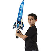 Max Steel Battle Sword & Steel Combo