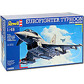 Revell Eurofighter Typhoon Twin Seater 1:48 Aircraft Model Kit - 04689