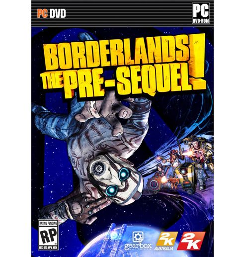 Borderlands The Pre-Sequel! (PC)