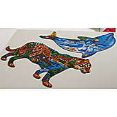ELC Animal Shaped Puzzles - 2 Pack