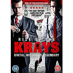 Rise of the Krays DVD